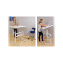 Height Adjustable Table ergo S72 - Table Height 72 - 122 cm